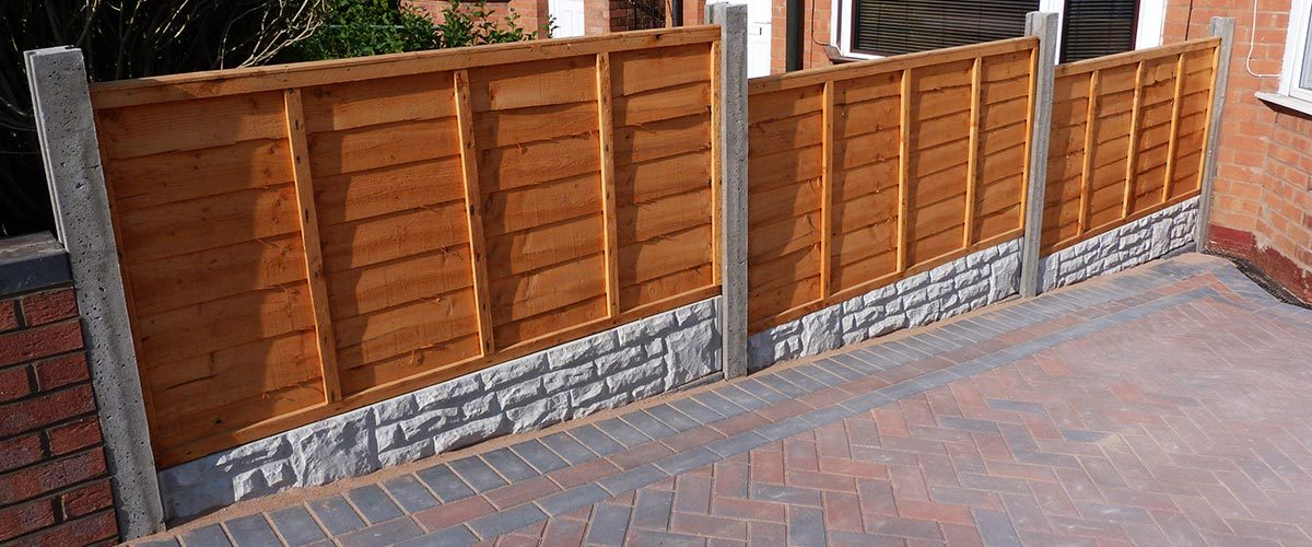 Timber Fences and Fencing