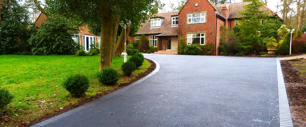 Driveway Installers Moseley